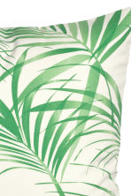 Cotton cushion cover - Green - Home All | H&M GB 3