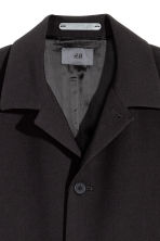 Coat - Black - Men | H&M CN 3