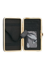 Mobile phone clutch bag - Black - Ladies | H&M CN 2