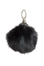 Keyring - Dark grey - Ladies | H&M CN 1
