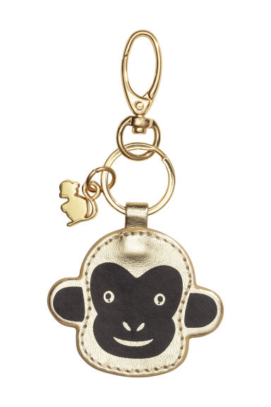 Keyring - Gold - Ladies | H&M CN