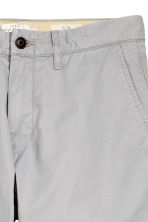 Chinos Slim fit - Light grey - Men | H&M 3