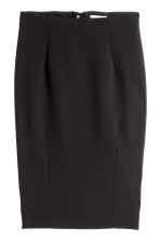 Pencil skirt - Black - Ladies | H&M CN 2