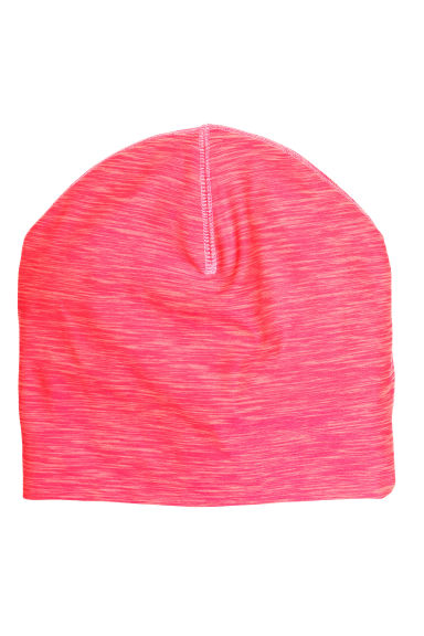 Running hat - Coral marl - Ladies | H&M CN 1