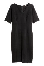 H&M+ Dress - Black - Ladies | H&M GB 2