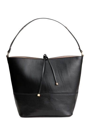 Bucket bag - Black - Ladies | H&M CN 1