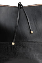 Bucket bag - Black - Ladies | H&M CN 3