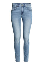 Superstretch trousers - Denim blue - Ladies | H&M CN 3