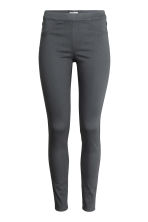 Treggings i superstretch - Mörkgrå -  | H&M FI 5