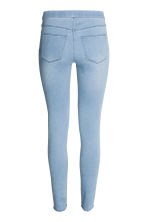 Superstretch-tregging - Licht denimblauw - DAMES | H&M NL 3