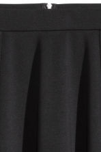 Circular skirt - Black - Ladies | H&M 6
