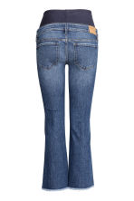 MAMA Kick Flare Jeans - Blu denim scuro - DONNA | H&M IT 3