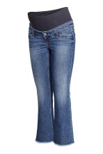MAMA Kick Flare Jeans - Blu denim scuro - DONNA | H&M IT 2