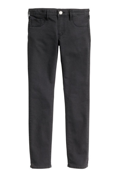 Skinny Fit Generous Size Jeans - Zwart -  | H&M BE 1