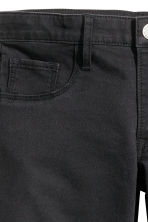 Skinny Fit Generous Size Jeans - Zwart -  | H&M BE 4