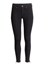 Ankle-length trousers - Black - Ladies | H&M CN 2