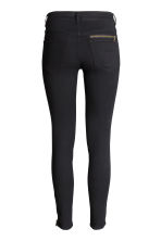 Ankle-length trousers - Black - Ladies | H&M CN 3