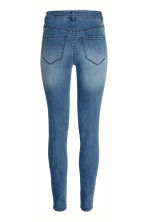 Skinny High Ankle Jeans - 牛仔蓝 - 女士 | H&M CN 2