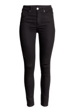Skinny High Ankle Jeans - Black - Ladies | H&M GB 6