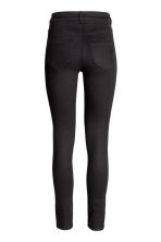 Skinny High Ankle Jeans - Black - Ladies | H&M GB 5