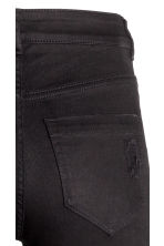 Skinny High Ankle Jeans - Black - Ladies | H&M GB 8