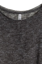 Fine-knit jumper - Dark grey -  | H&M CN 4