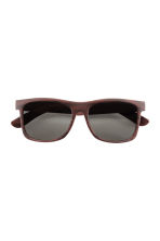 Sunglasses - Dark brown - Men | H&M CN 2