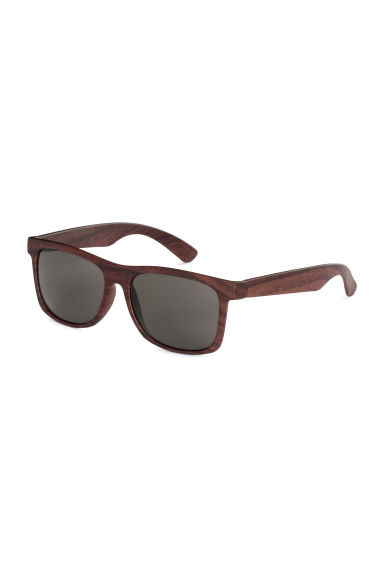 Sunglasses - Dark brown - Men | H&M CN 1