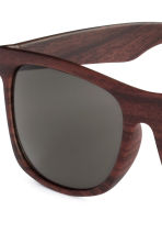 Sunglasses - Dark brown - Men | H&M CN 3