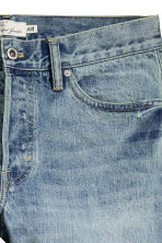 Slim Regular Jeans - Blu denim chiaro - UOMO | H&M IT 5
