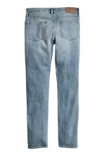 Slim Regular Jeans - Blu denim chiaro - UOMO | H&M IT 3