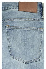 Slim Regular Jeans - Blu denim chiaro - UOMO | H&M IT 4