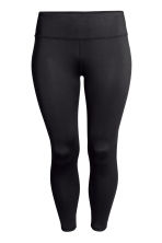 H&M+ Sports tights - Black - Ladies | H&M CN 2