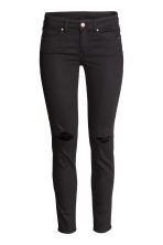 Super Skinny Ankle Jeans - Black - Ladies | H&M GB 2