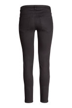 Super Skinny Ankle Jeans - Black - Ladies | H&M GB 3