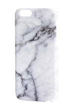 iPhone 6/6s case - White/Marble - Ladies | H&M CN 1