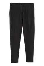 H&M+ Jersey leggings - Black - Ladies | H&M CN 2
