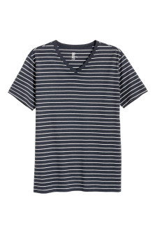 V-neck T-shirt Regular fit