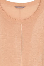 H&M+ Fine-knit jumper - Powder -  | H&M CN 3
