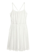 Lace dress - White - Kids | H&M GB 2
