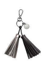 Keyring  - Black - Ladies | H&M CN 1