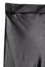 Long silk skirt - Black - Ladies | H&M GB 4