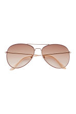 Sunglasses - Rose gold - Ladies | H&M 2