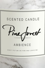 Scented candle - Pine forest - Home All | H&M GB 3