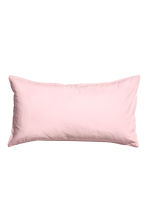Pillowcase - Light pink - Home All | H&M CN 1