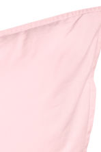 Pillowcase - Light pink - Home All | H&M CN 2