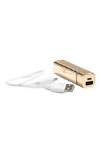 Portable charger - Gold - Ladies | H&M CN 1