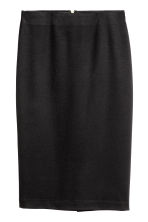 Pencil skirt - Black - Ladies | H&M 2