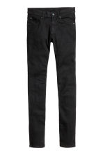 Super Skinny Jeans - Black denim - Men | H&M 4