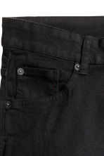 Super Skinny Jeans - Black denim - Men | H&M 5